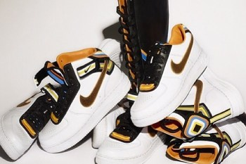 More Images Unveiled of the Riccardo Tisci x Nike Air Force 1 Project