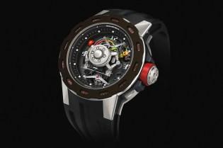 Richard Mille RM 36-01 Sensor Sebastien Loeb