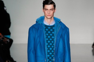 Richard Nicoll 2014 Fall/Winter Collection