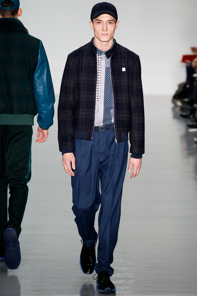 richard nicoll 2014 fallwinter collection