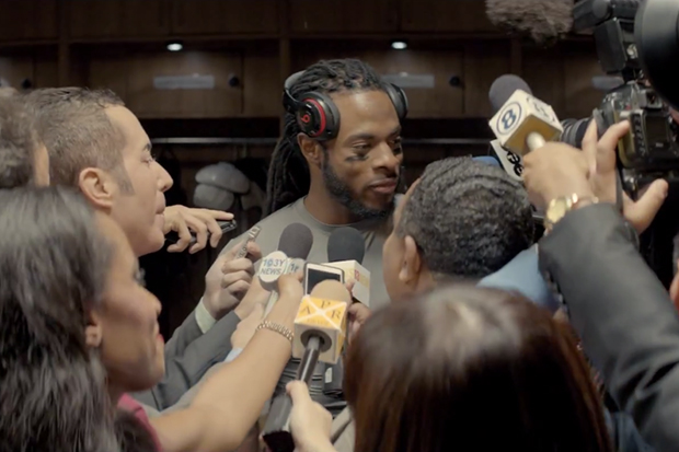 Richard Sherman x Beats by Dre Studio Wireless Commercial