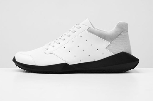 Rick Owens for adidas 2014 Fall/Winter Tech Runner