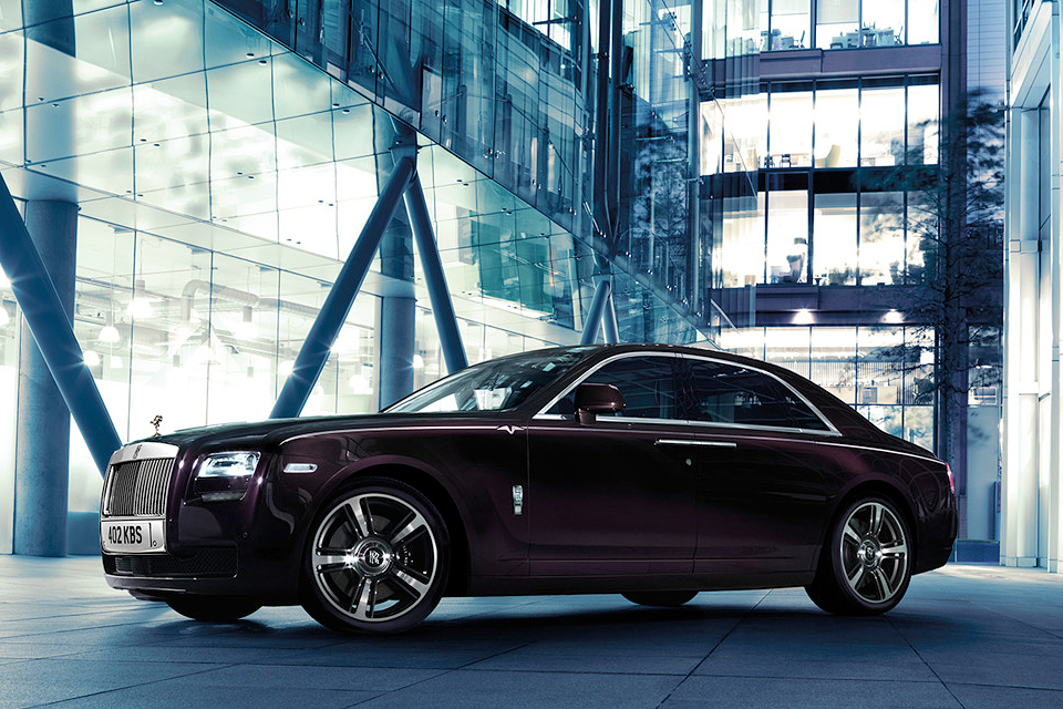 rolls royce ghost v specification