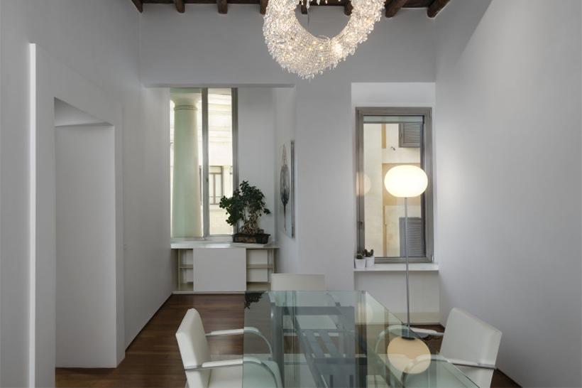 Roman Pop Art Apartment by Labics