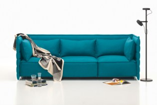Ronan and Erwan Bouroullec Alcove Plume for Vitra