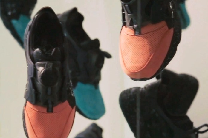 "Ronnie Fieg x PUMA Disc Blaze Lite ""Coat of Arms"" Paris Recap"