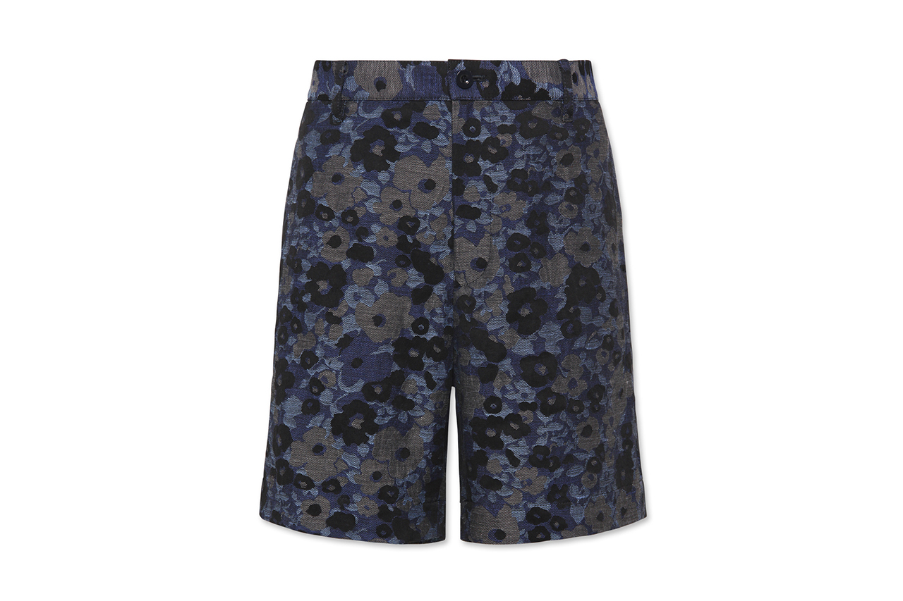 """sacai 2014 Spring/Summer """"Flower Print"""" Capsule Collection"""