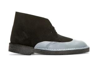 sacai for Clarks Brogue Detail Chukka Boot Pack