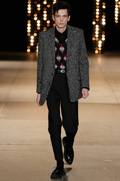 saint laurent 2014 fall winter collection