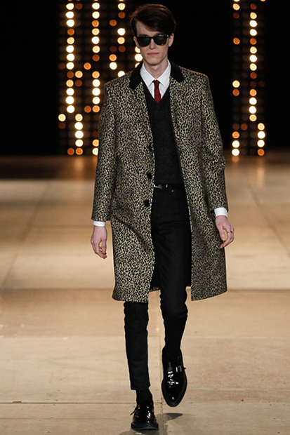 Saint Laurent 2014 Fall/Winter Collection