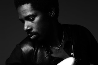 Saint Laurent Paris Music Project Featuring Curtis Harding