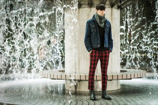 Topman Launches Shop-In-Shop at Harvey Nichols Pacific Place