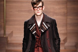 Salvatore Ferragamo 2014 Fall/Winter Collection