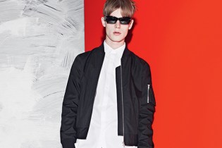 Sandro Homme 2014 Spring/Summer Lookbook