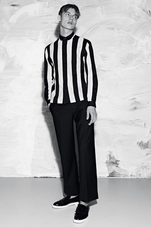 Sandro Homme 2014 Spring/Summer Lookbook