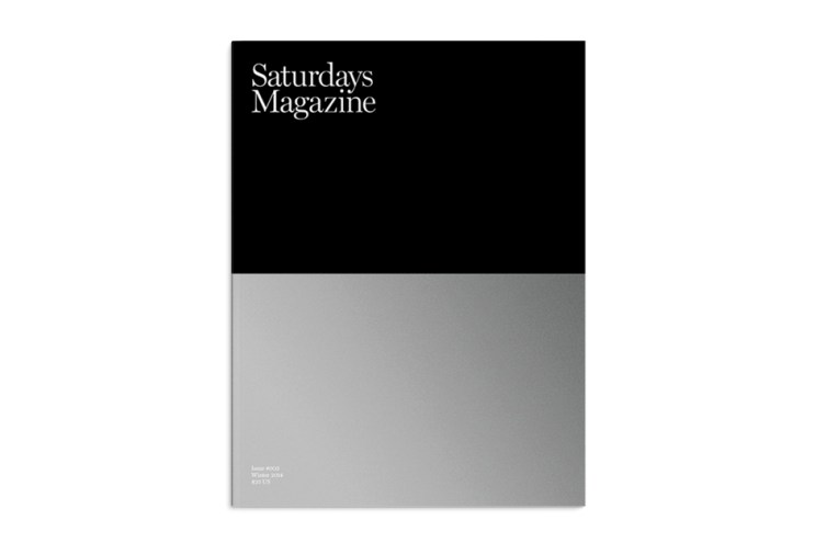 Saturdays Magazine Issue #3