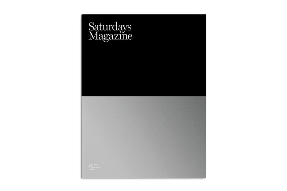 Saturdays Magazine Issue #3