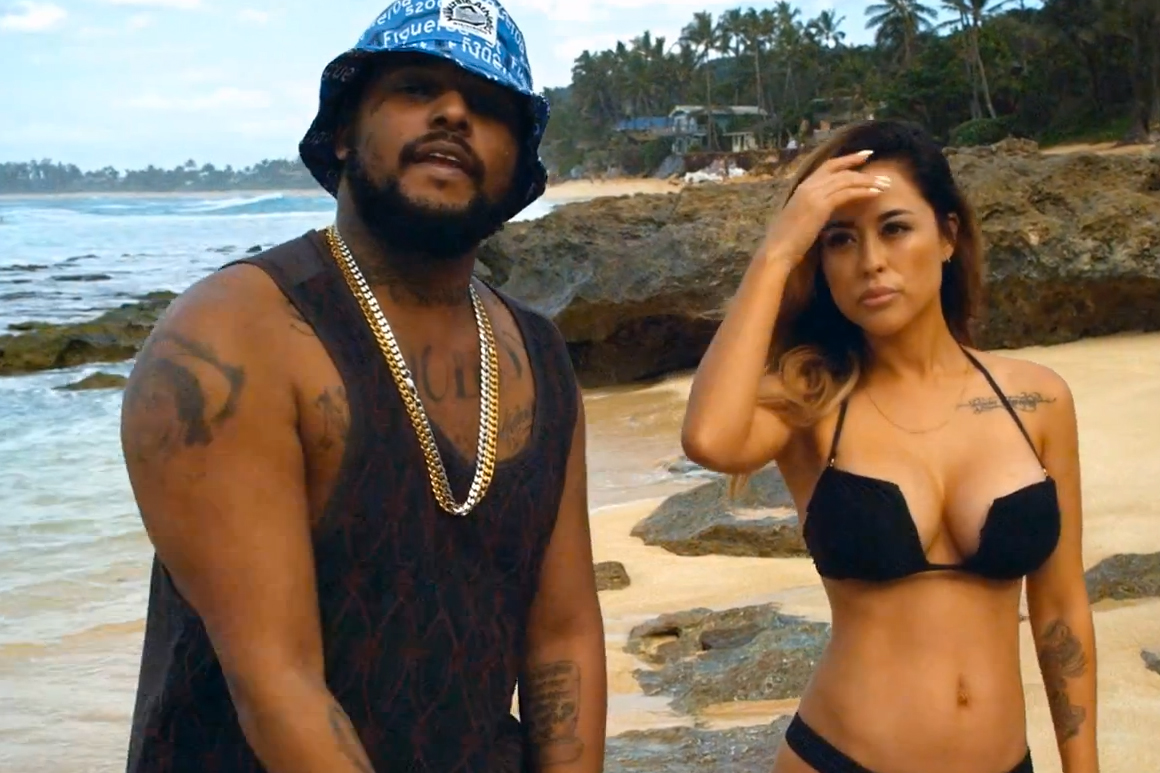 "ScHoolboy Q ""Man of the Year"" Music Video"