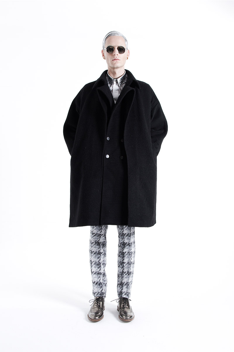 SixLee 2014 Fall/Winter Lookbook