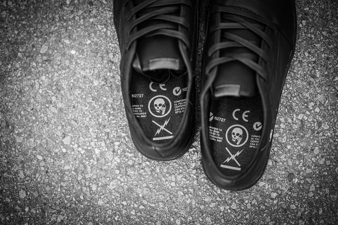 Artist Skullphone and Volcom Link Up to Release Volcom's First Footwear Collaboration