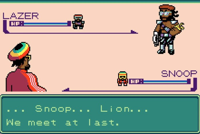 "Snoop Lion featuring Angela Hunte & Major Lazer ""Get Away"" Music Video"