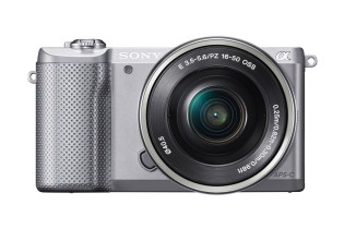 Sony Debuts New α5000 Camera