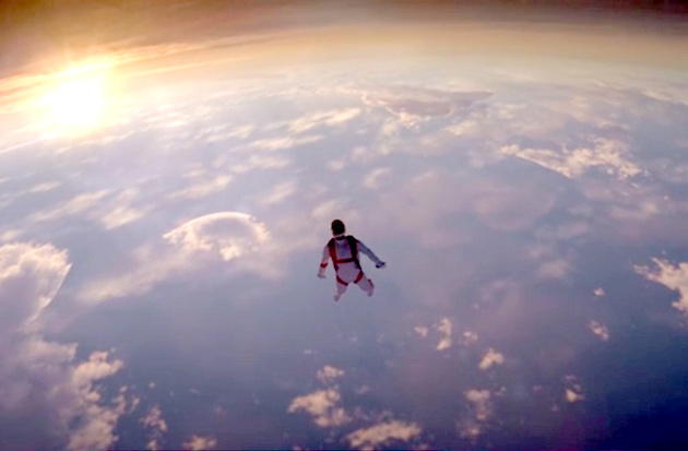 Watch This Epic Skydiving Commercial for Sony's Alpha 7 Cameras