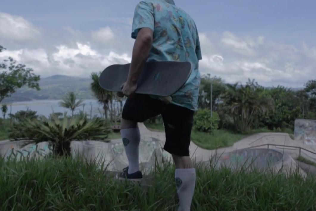 Sosh x Desillusion Magazine 'Let Yourself Go' Teaser Video