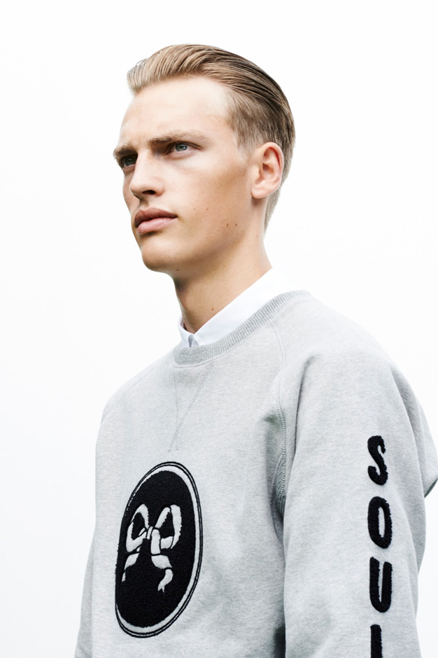 Soulland 2014 Spring/Summer Lookbook