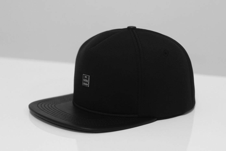 "Stampd ""No Fucks Given"" Neoprene Snapback Hat"