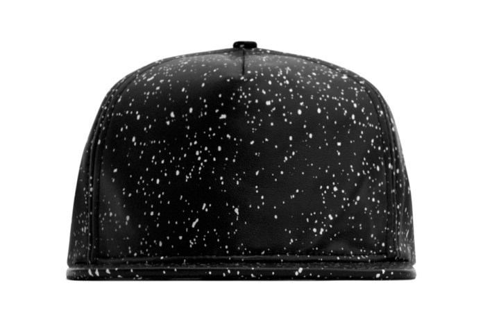 Stampd Speckle Leather Hat
