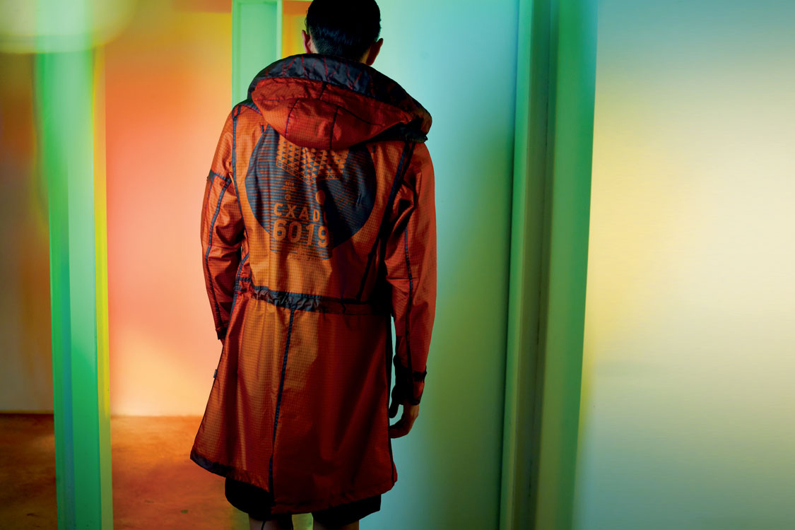 Stone Island Shadow Project 2014 Spring/Summer Lookbook