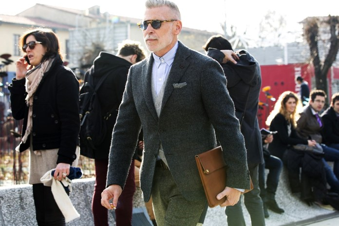 STREETFSN: Pitti Uomo 85 Street Style for GRAZIA.IT