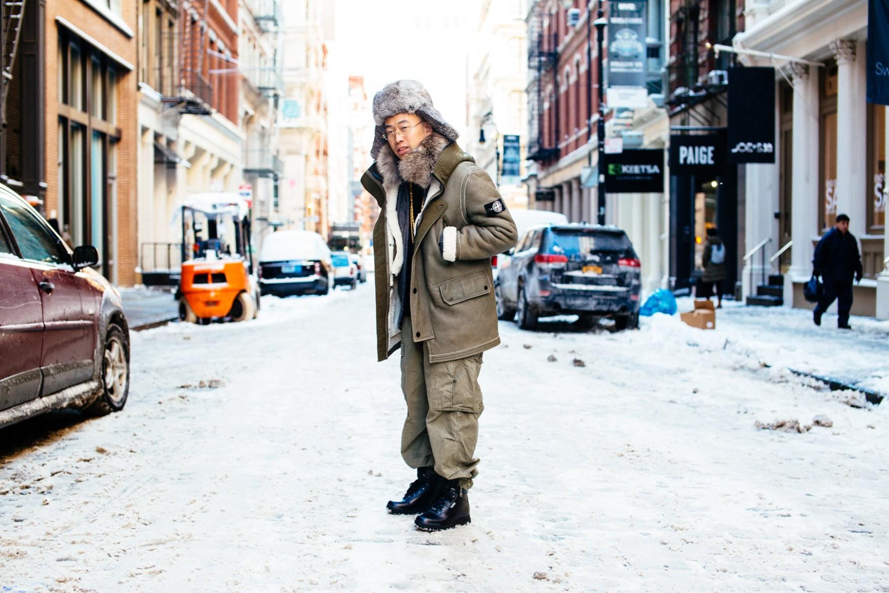 Streetsnaps: Kevin Leong