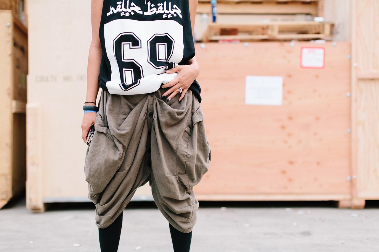 Streetsnaps: Lanie Alabanza at Agenda Long Beach