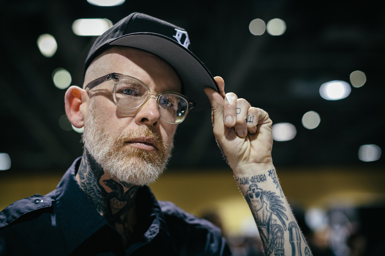 streetsnaps mike giant at agenda long beach