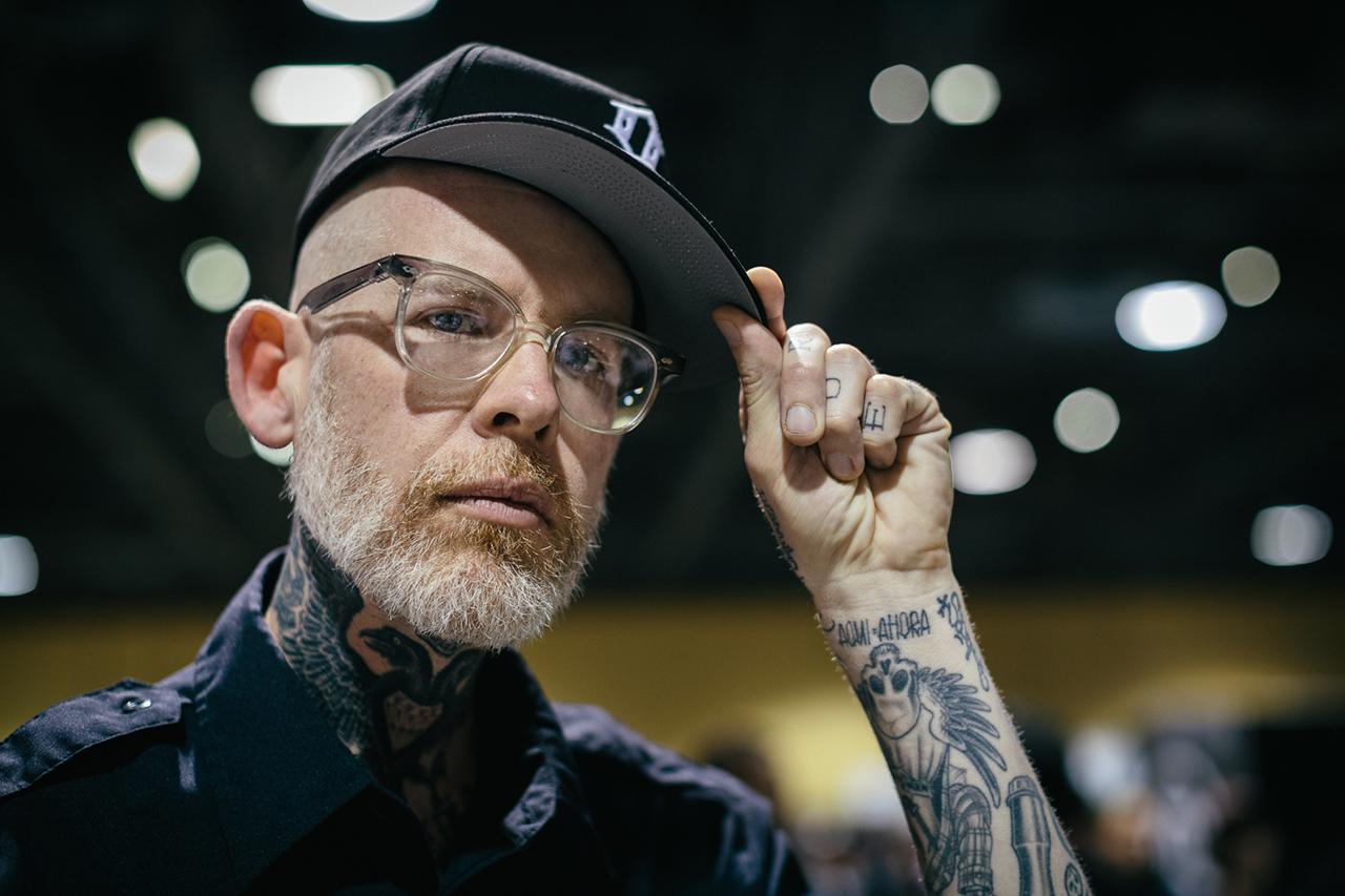 Streetsnaps: Mike Giant at Agenda Long Beach