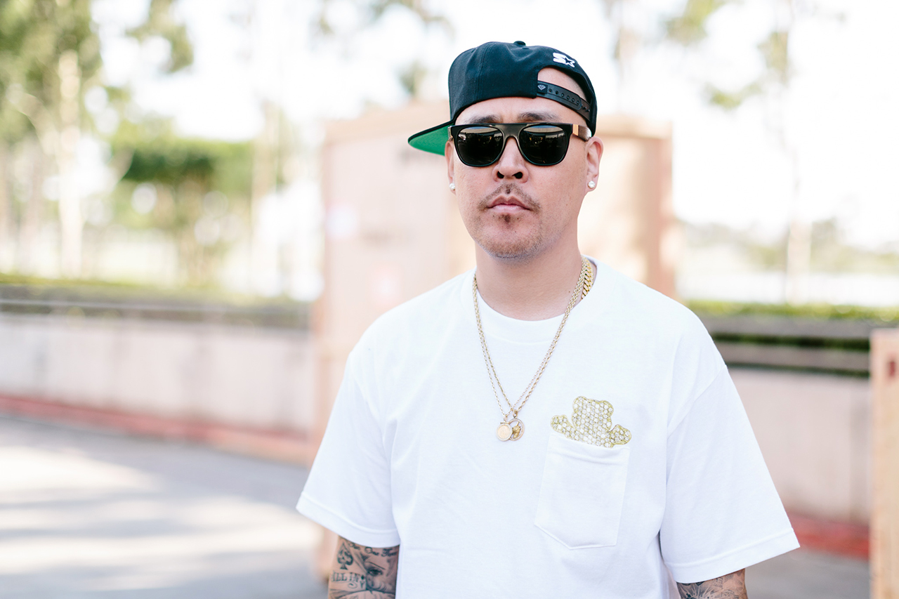 Streetsnaps: Ben Baller at Agenda Long Beach
