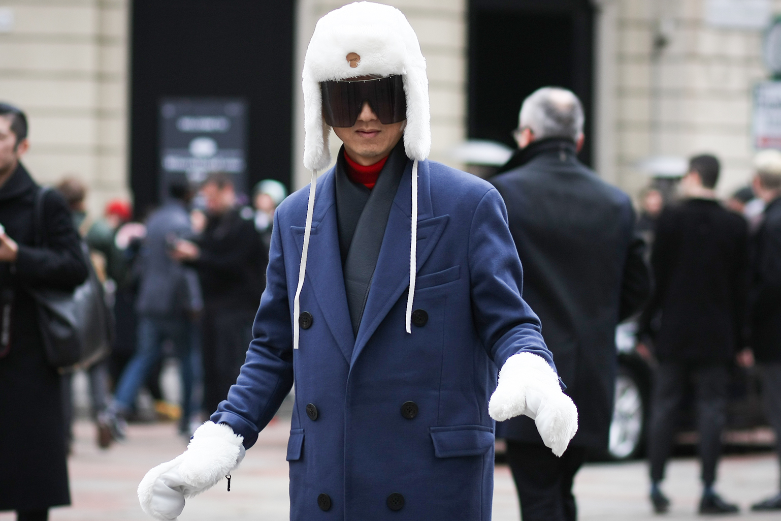 Streetsnaps: Milan Fashion Week Fall/Winter 2014 Part 2