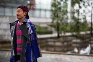 Streetsnaps: Paris Fashion Week Part 2 by Dapper Lou