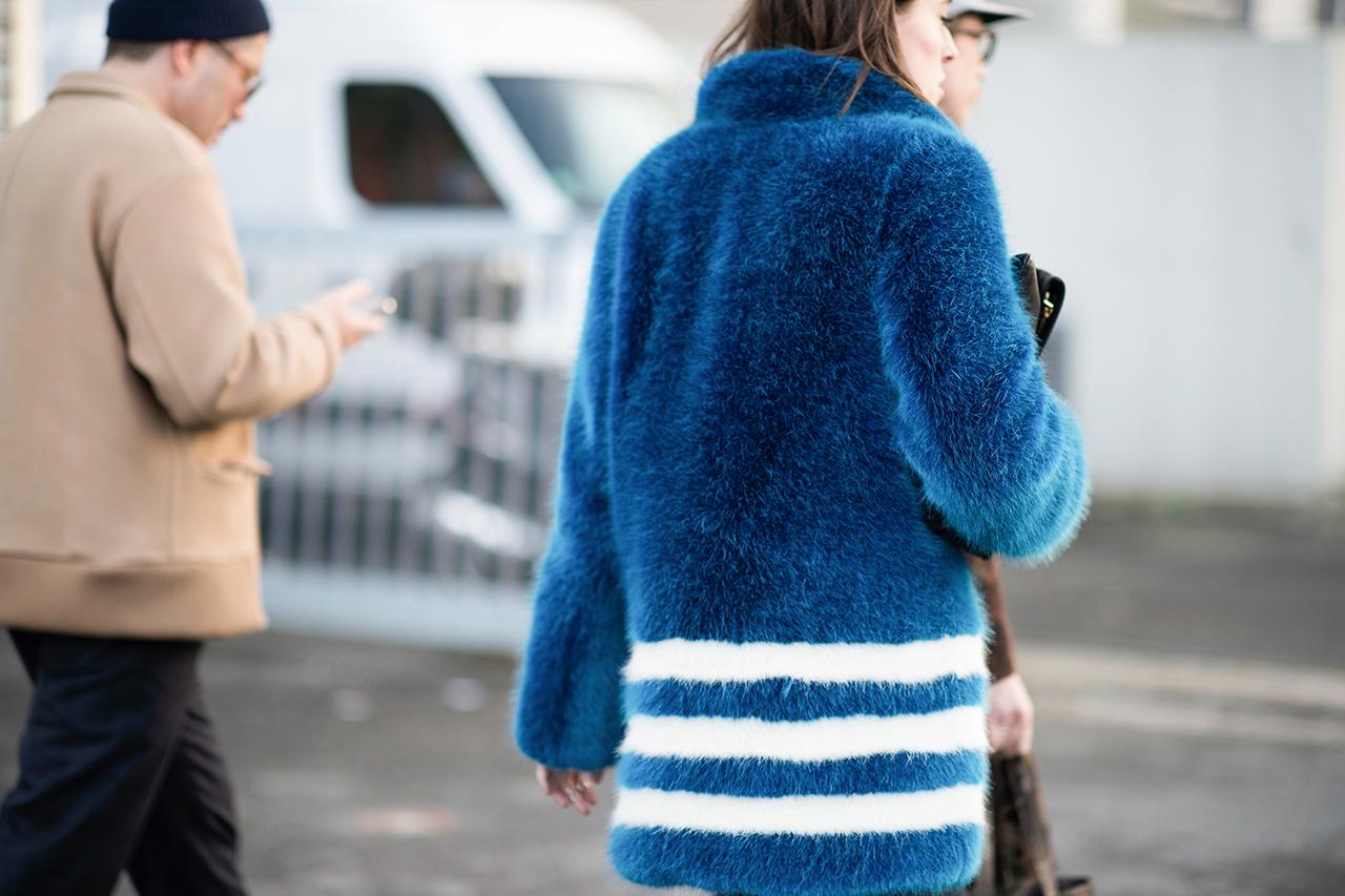 Streetsnaps: Paris Fashion Week Part 2 by Dapper Lou