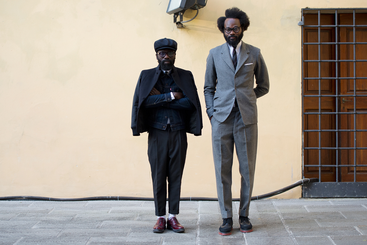 Streetsnaps: Sam Lambert and Shaka Maidoh of ACF