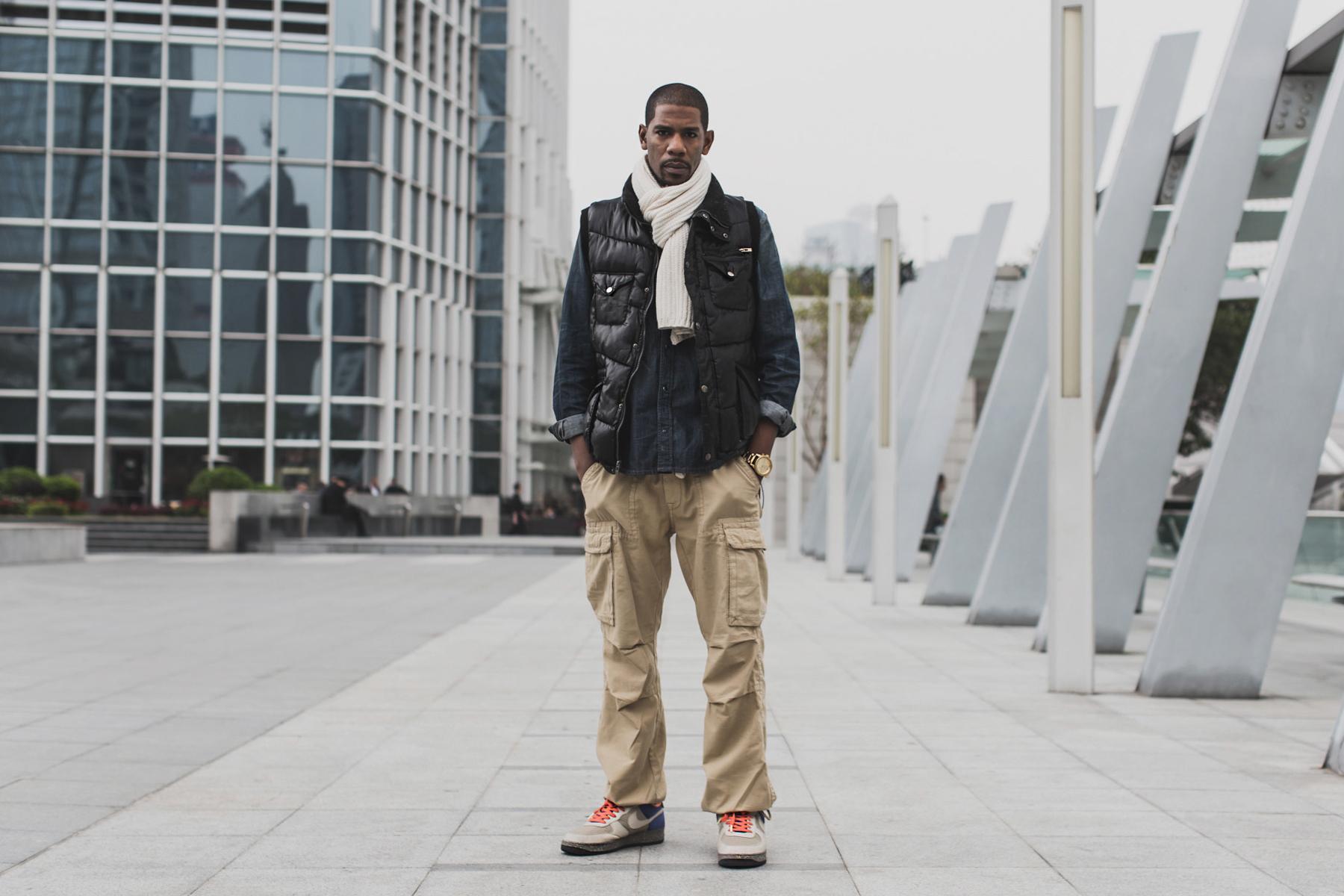 Streetsnaps: Young Guru