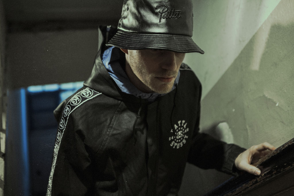 stussy x patta 10th anniversary lookbook