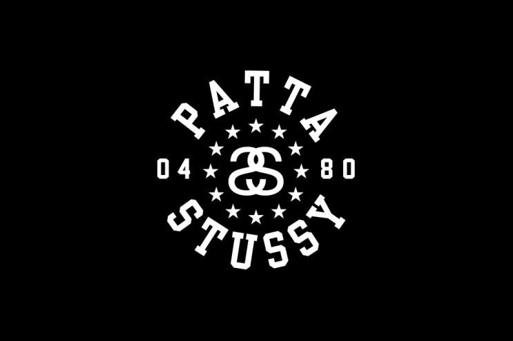 Stussy x Patta 10th Anniversary Teaser