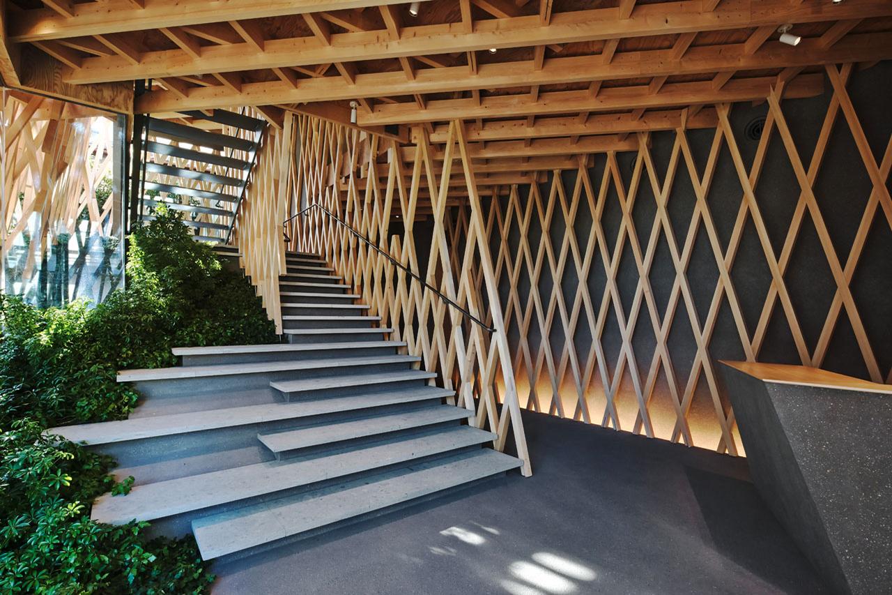 SunnyHills by Kengo Kuma & Associates