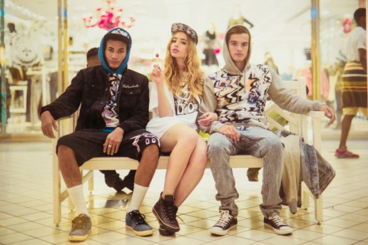 The Hundreds 2014 Spring Lookbook