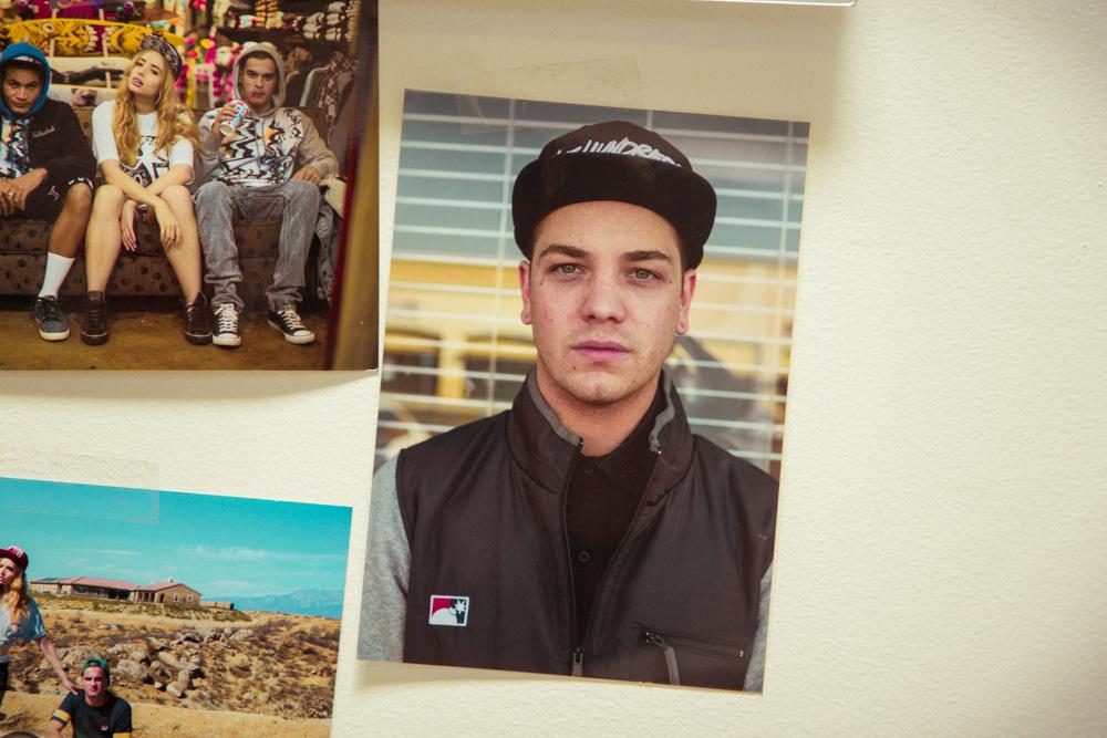 The Hundreds 2014 Spring Lookbook