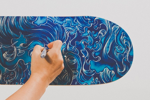 The Hundreds by James Jean Capsule Collection Preview