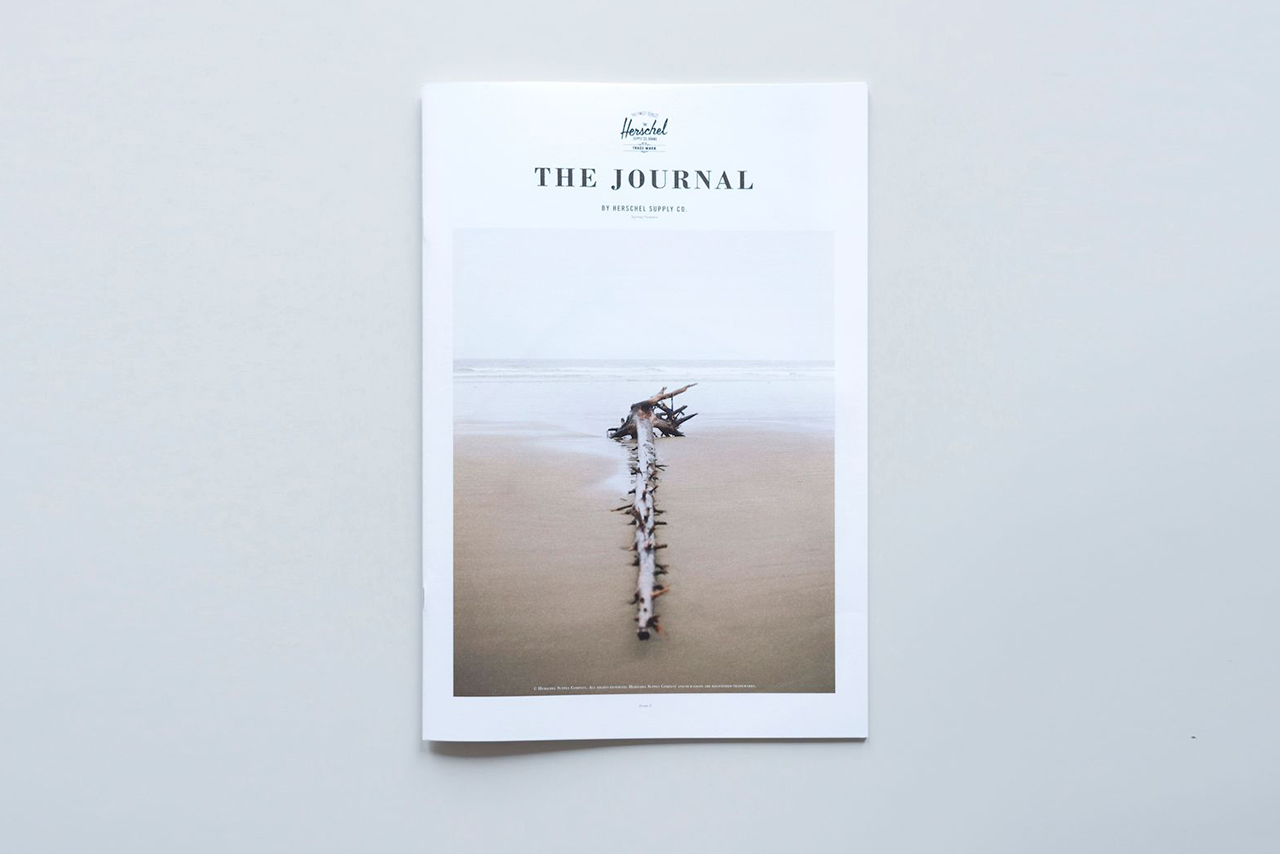 The Journal by Herschel Supply Co. – Issue Two